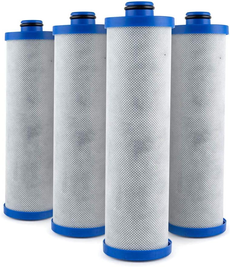 for Built-in RV Water Filtration Sytems Replacement Water Filter 4-Pack ClearChoice Great Filters KW1 Great Prices