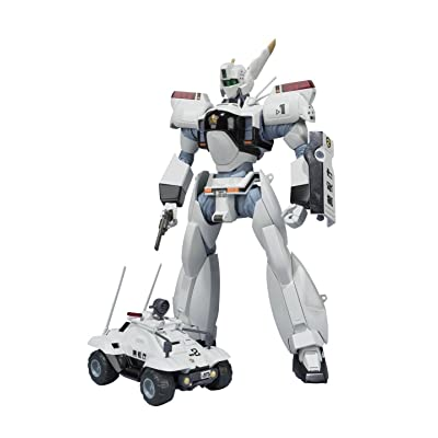 Bandai Hobby robot Spirits INGRAM 2,5cm Housse de police Patlabor (Manga) Action Figure
