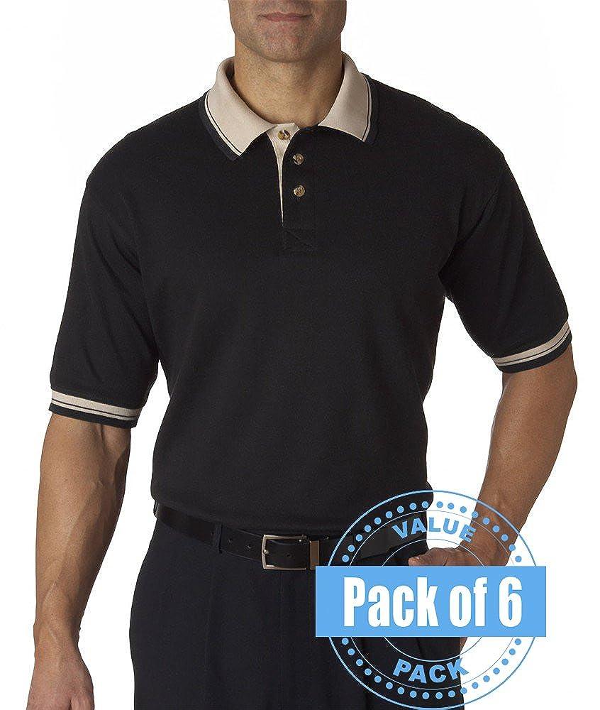 Next Level Mens Tri-Blend V-Neck 6040-Vintage Royal 6 Pack