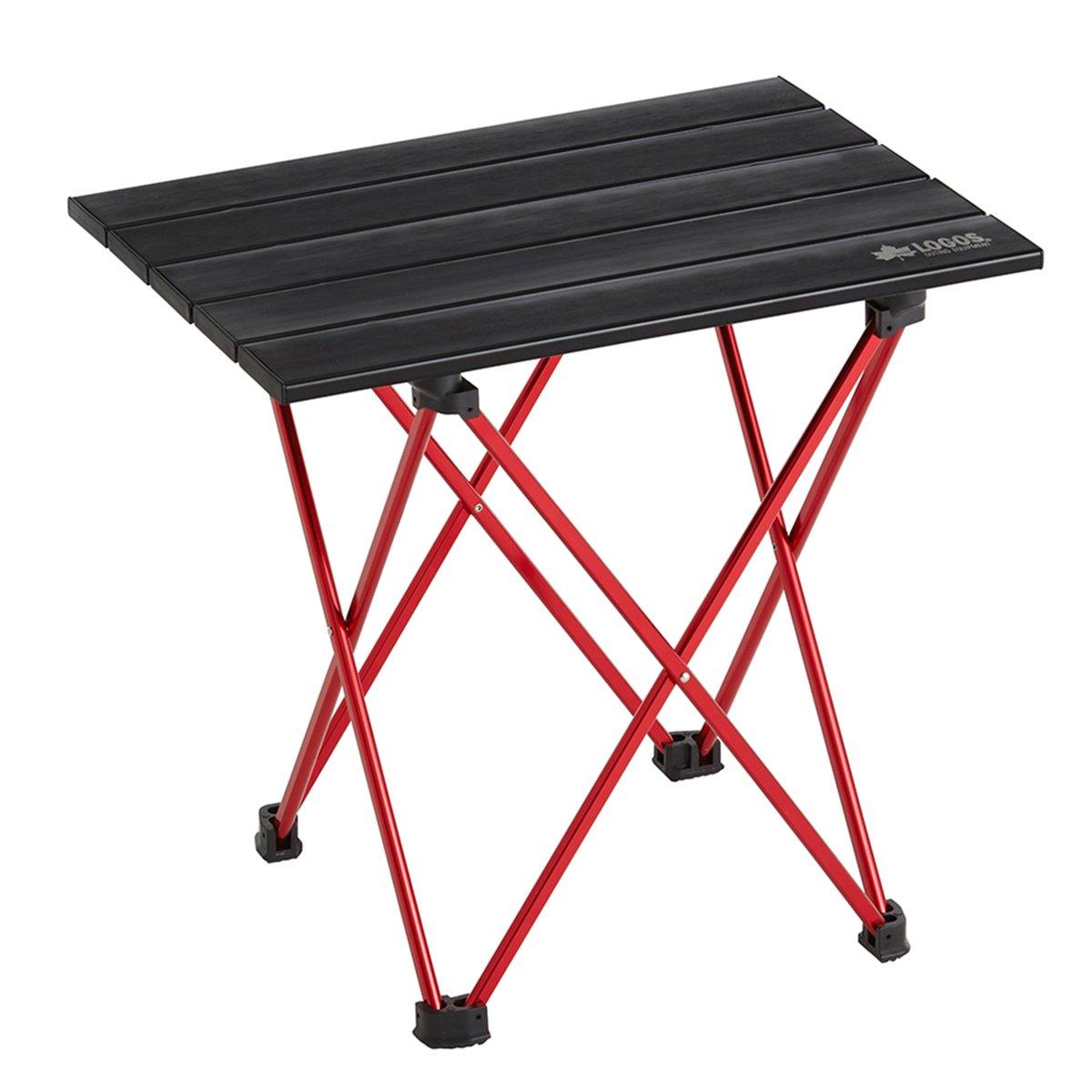 ロゴス アウトドア テーブル アルミトップテーブル