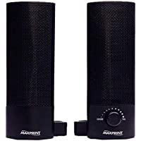 """""""Caixa de Som Soundbar 5W RMS MaxPrint com Entrada USB,Bivolt - 6011258"""""""