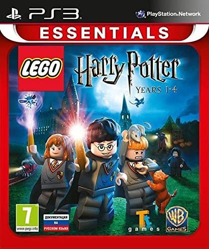 Lego Harry Potter (Años 1-4) Essentials