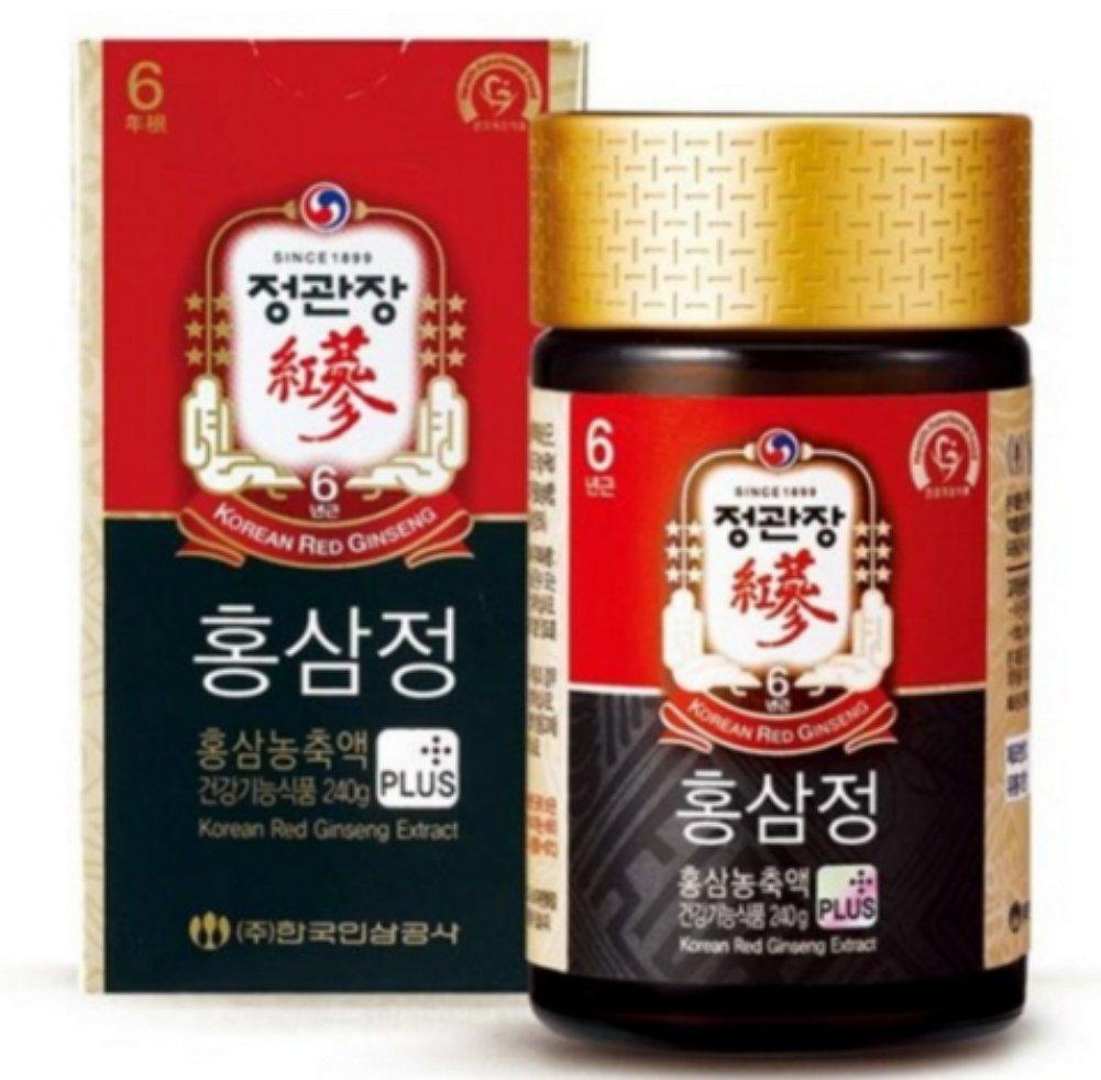 【正官庄】 Junggwanjang Red Ginseng extract plus 6 years 240g プラス赤高麗人参エキス 6年根 240g 【韓国直配送】 DUDURY   B01CQF1CEY