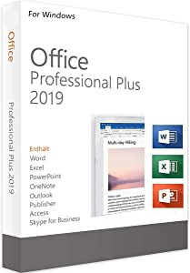 Office 2019 Professional Activation Card For Windows 10