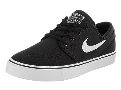 low priced c3b1a 3f5b4 NIKE Kids Stefan Janoski Cnvs (GS) Skate Shoe (5.5 Big Kid M,