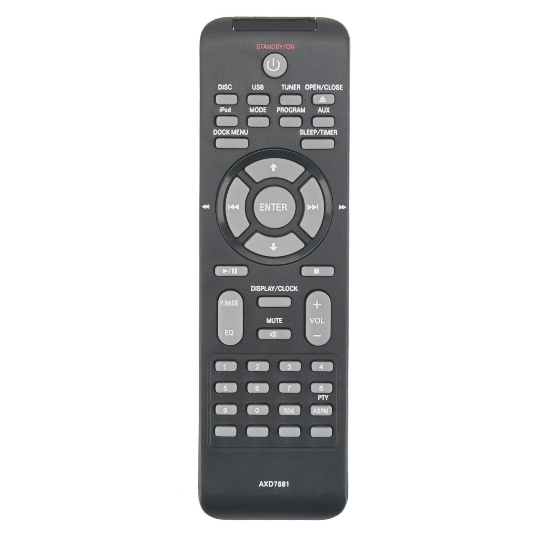 Tekswamp TV Remote Control for LG 40LX560H