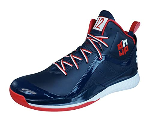 official photos c389f 5d6d9 adidas D Howard 5 Mens Basketball Trainers  Shoes-Blue-17