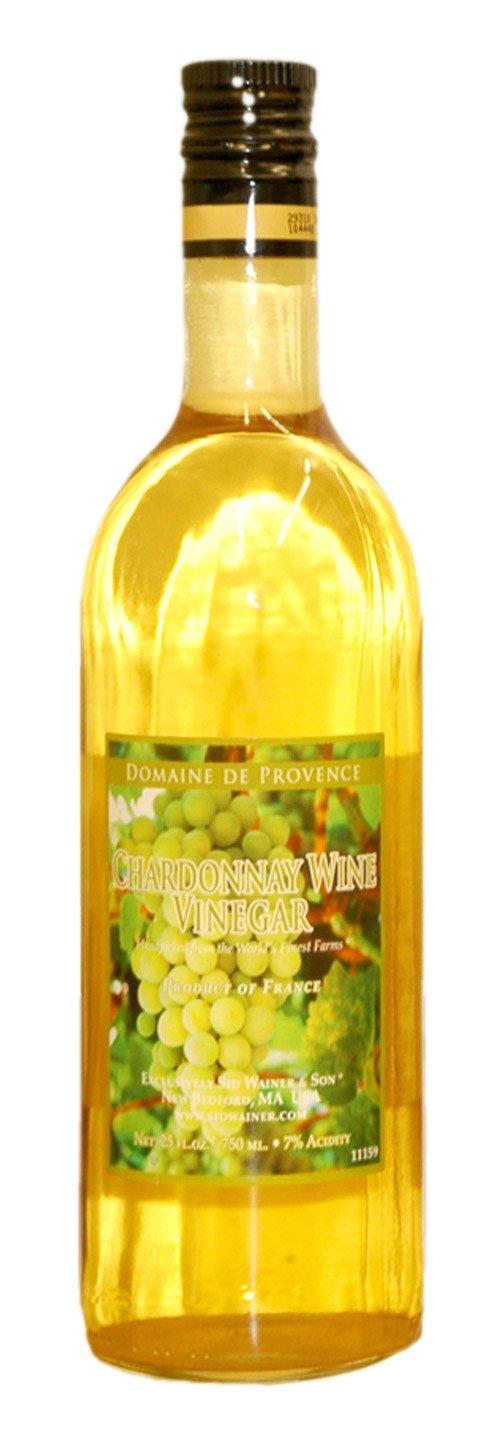 Domaine de Provence Chardonnay Wine Vinegar, 25 Fl Oz