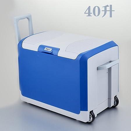 SL&BX Refrigerador del Coche 40l,Coche Mini Nevera de Gran ...