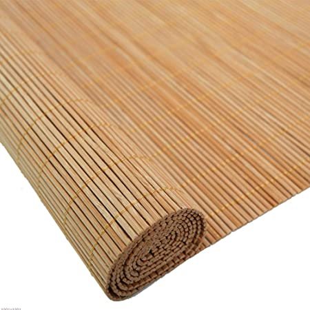 Wenzhe Rolling Shutter Roller Blind Bamboo Curtain Blinds Waterproof