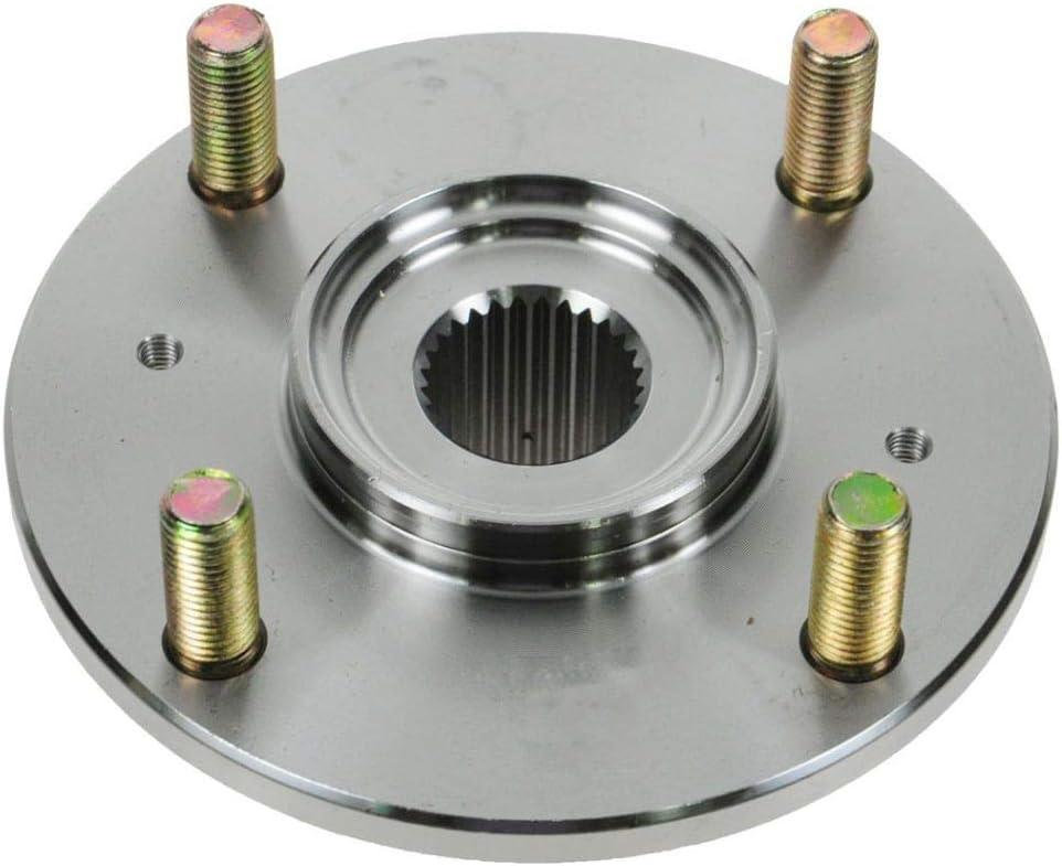 Front Wheel Hub Assembly Pair Set for 98-02 Honda Accord 4 Cylinder