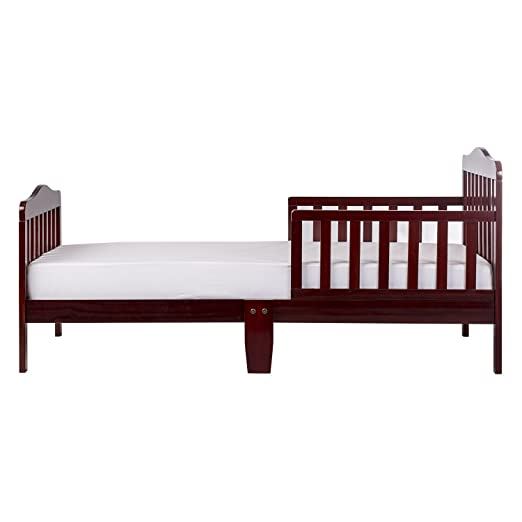 dream on me toddler bed espresso