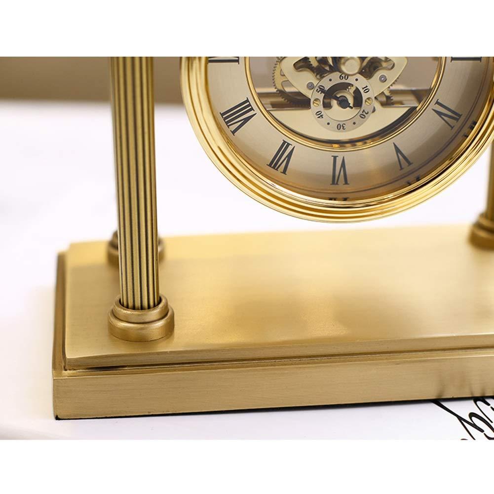 Reloj de Mesa, Engranaje Retro Clásico Del Reloj Del Escritorio ...