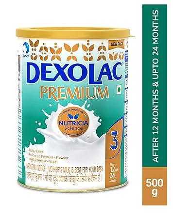 Dexolac Premium 3 Follow Up Formula - 500 g
