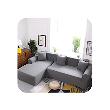 Pleasing Amazon Com Show It Store L Shaped Thicken Sofa Cover Gmtry Best Dining Table And Chair Ideas Images Gmtryco