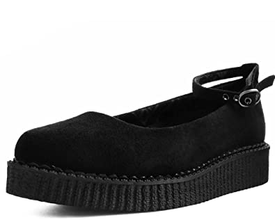574eff938ea T.U.K. Shoes A9416L Womens Creepers