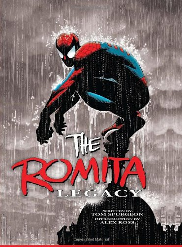 John Romita Cover (Romita LegacyDF ROMITA LEGACY HC  ALEX ROSS)
