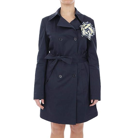 brand new b831d a5d03 Liu Jo W19278T2267 Trench Woman 44: Amazon.co.uk: Clothing