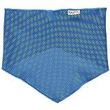 fouFIT Cooling Bandana, Large, Blue