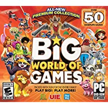 Big World of Games: Premium Collection - 50 Complete Games in All
