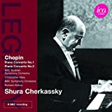 Chopin: Piano Concertos Nos. 1 & 2 (Shura Cherkassky) (ICA Classics: ICAC 5085)