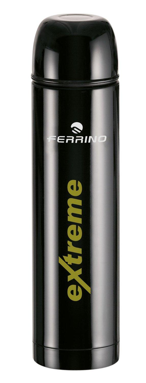 Ferrino Extreme Thermos Bottle, Black, 750ml by Ferrino