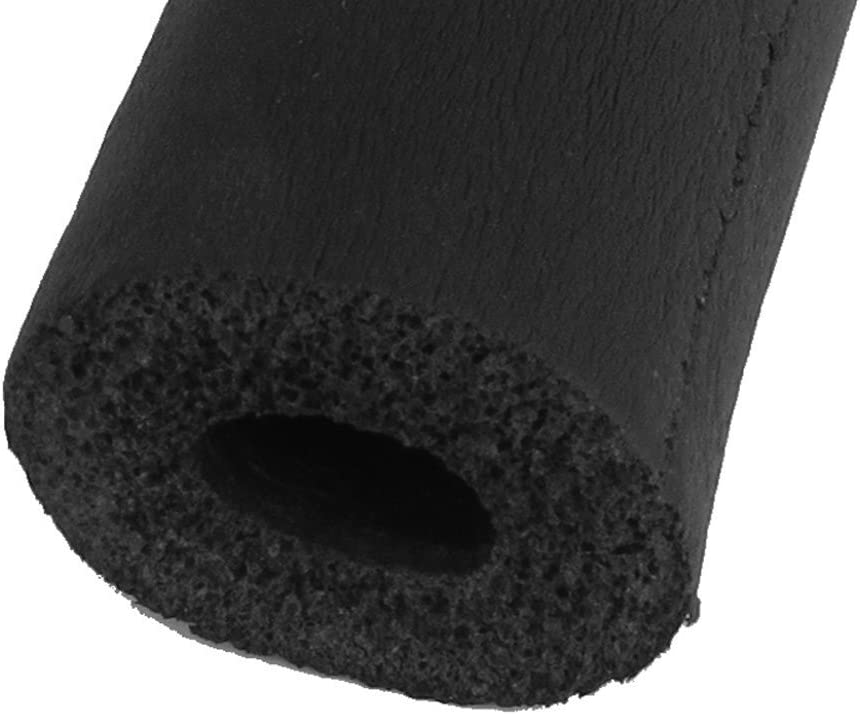 Sourcingmap Manguera de espuma para aire acondicionado color negro 5//8 x 3//8, tubo de aislamiento t/érmico