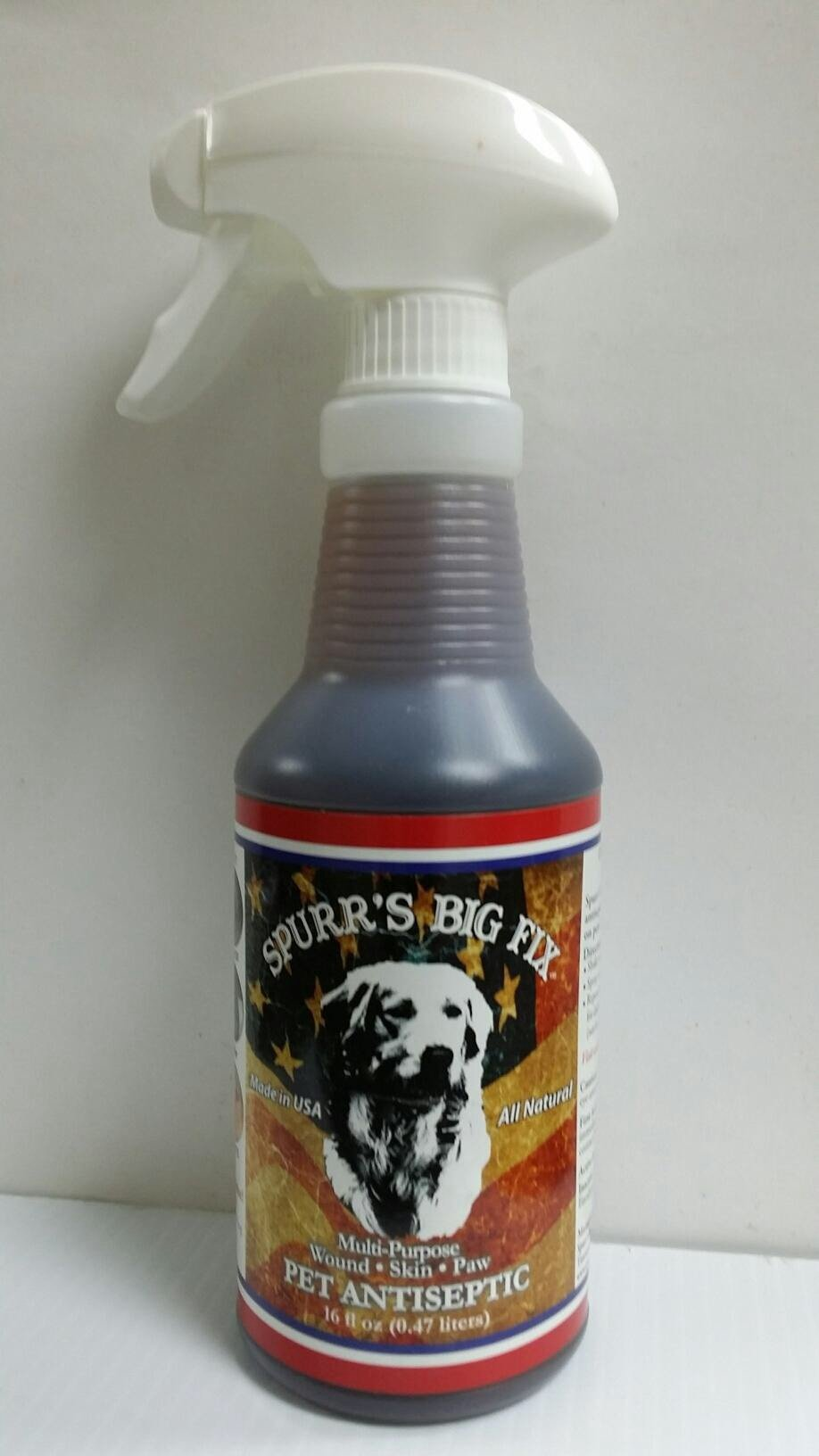 Spurr's Big Fix 16 Oz ''Pet Antiseptic''