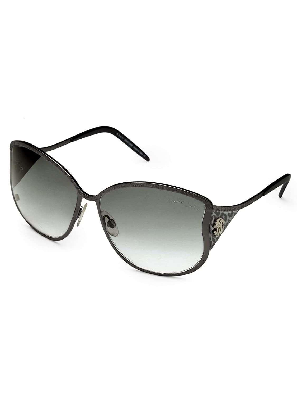497a45e1473d Roberto Cavalli UV Protected Aviator Women Sunglasses - (EC911 61 Grey Lens):  Amazon.in: Clothing & Accessories