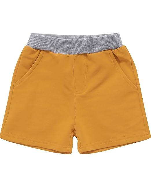 85aa6c8ed3328c Kidsform Bambini e ragazzi Pantaloncini Estate Shorts Sport Casual Pantaloni  da jogging mezza Pantaloni Giallo 1-2Y: Amazon.it: Abbigliamento