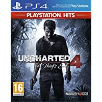 Uncharted 4: A Thiefs End HITS