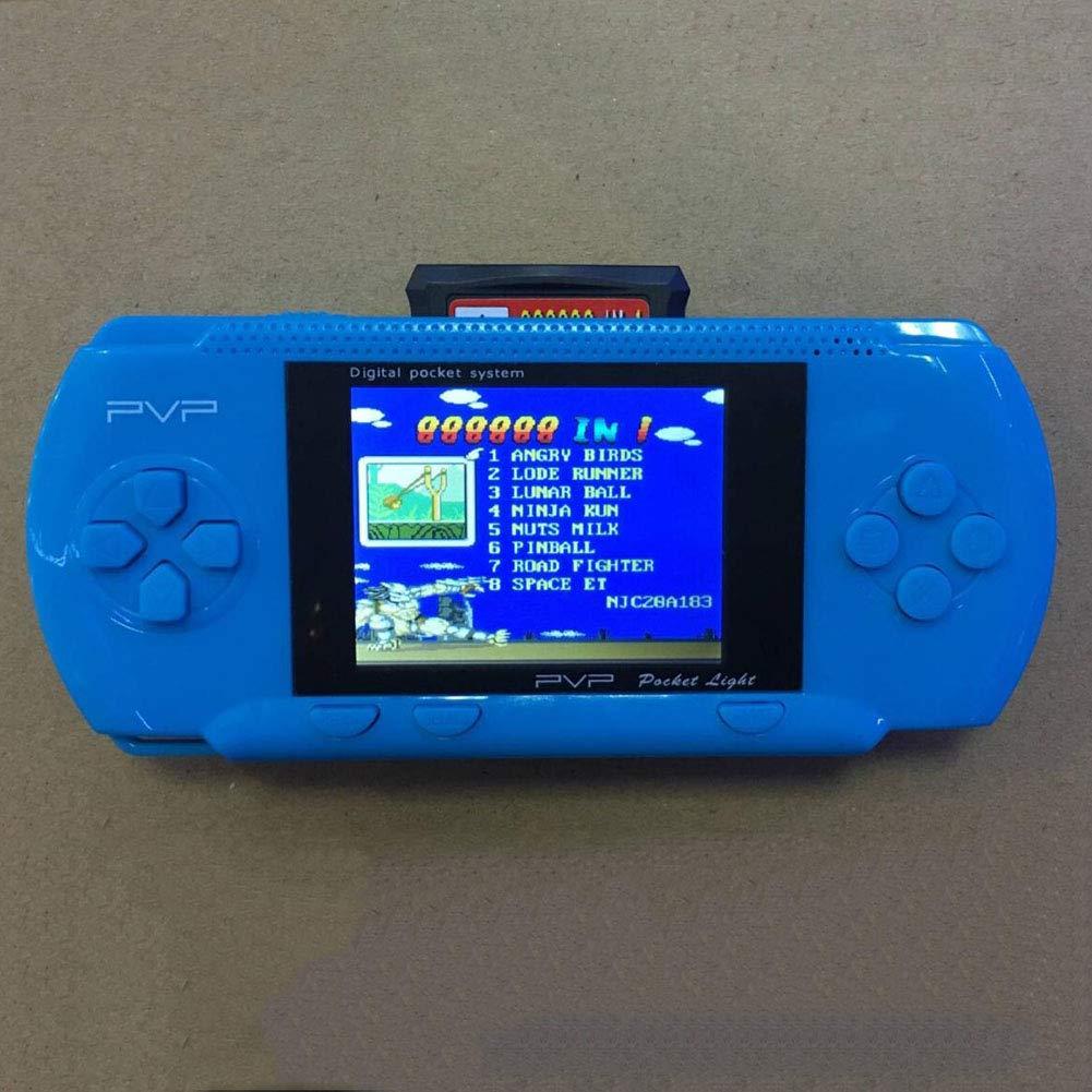 MapleES PVP Consola de Juegos portátil 8 bits PVP3000 ...