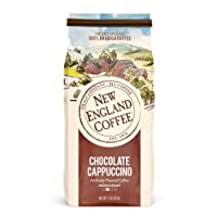 Deals on New England Coffee Chocolate Cappuccino 11oz