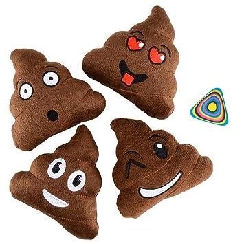 Amazon.com: Emoji Caca Almohada 5