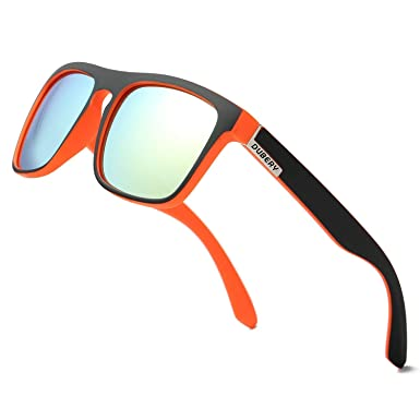 Amazon Com Dubery Classic Polarized Sunglasses For Women Men 100