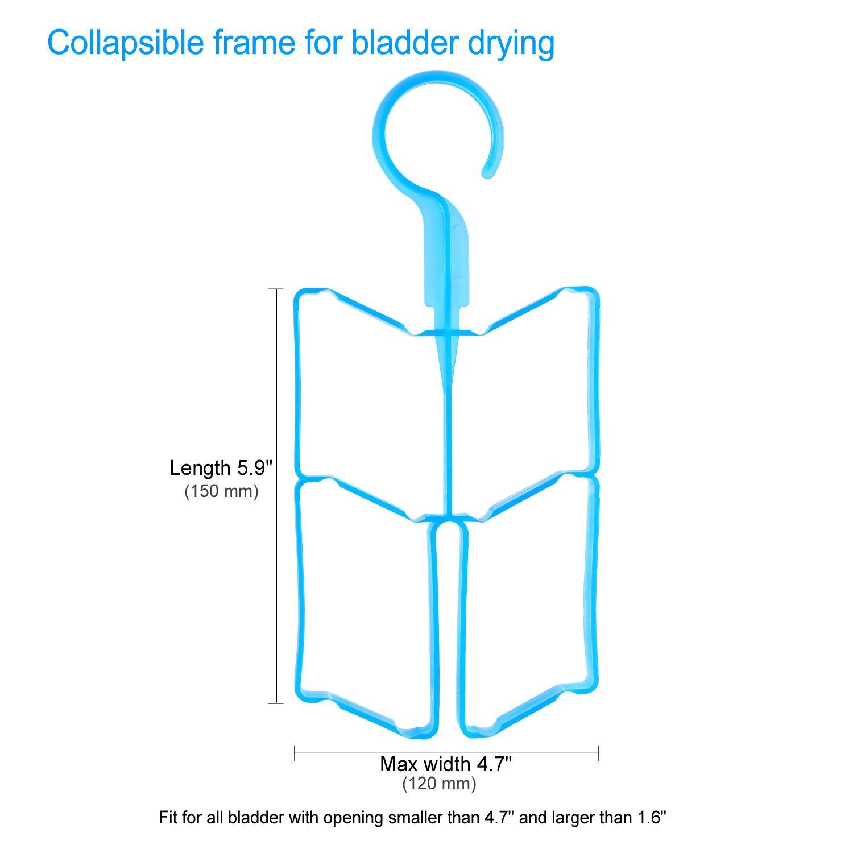 juego de limpieza 4 en 1 Tagvo Kit de limpieza de la vejiga de hidrataci/ón para el dep/ósito de agua universal