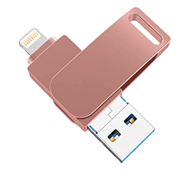 Amazon.com: Memoria USB de 128 GB con memoria USB 3.0 de ...
