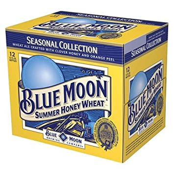 Amazon.com : Blue Moon Seasonal Collection Summer Honey ...