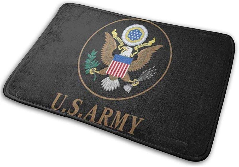 Liumt Alfombrillas Antideslizantes Militares Ejército de EE. UU ...