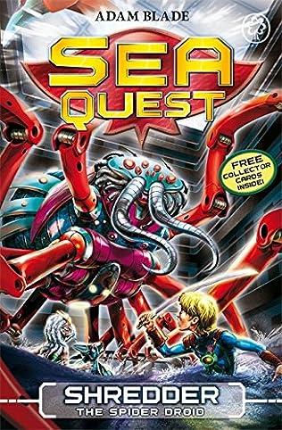 book cover of Shredder
