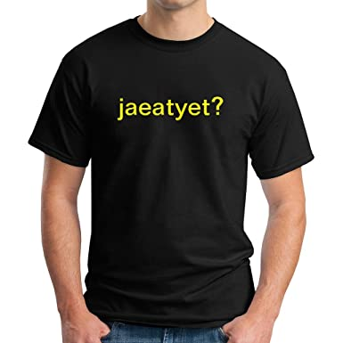 Amazon.com: Becktolife Men's Jaeatyet Unique T Shirts Did You Eat ...