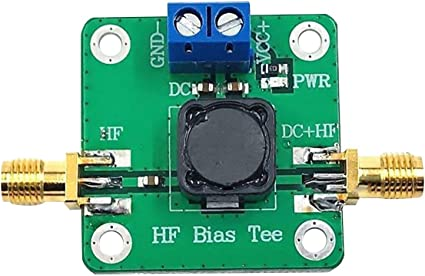 Ba30DEllylelly Bias tee RF Radio Frequency Microondas 50K ...