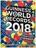 by guinness guinness world records 2018 hardcover ?2017?by guinness author hardcover