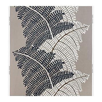 Stoffe Ikea Meterware ikea meterware stoff dekor stockholm farn grau beige länge 1 00 m x