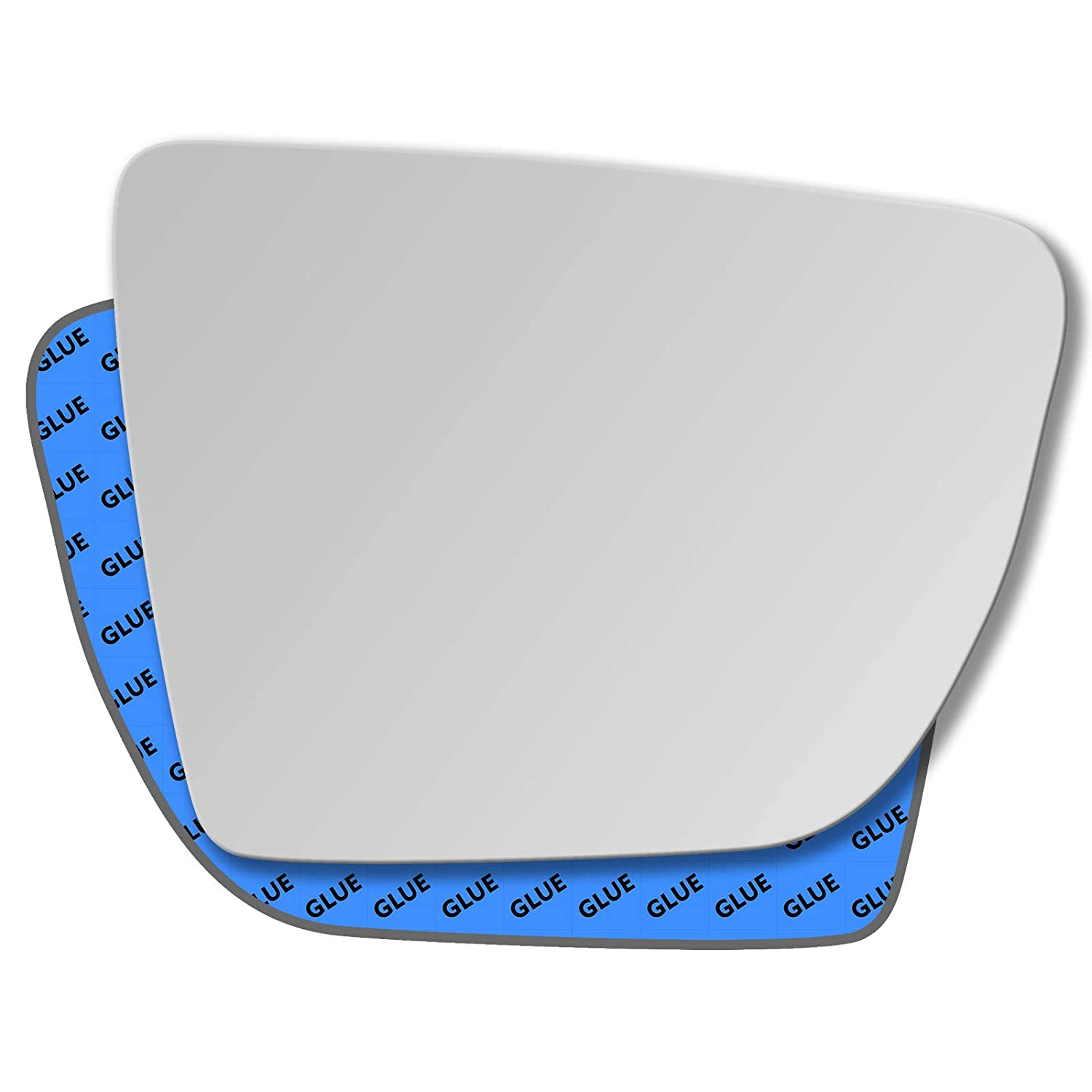 Hightecpl 384RS Right Driver Side Convex Door Wing Mirror Glass