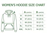Happy in Quatation Marks Women's Hoodie Pullover