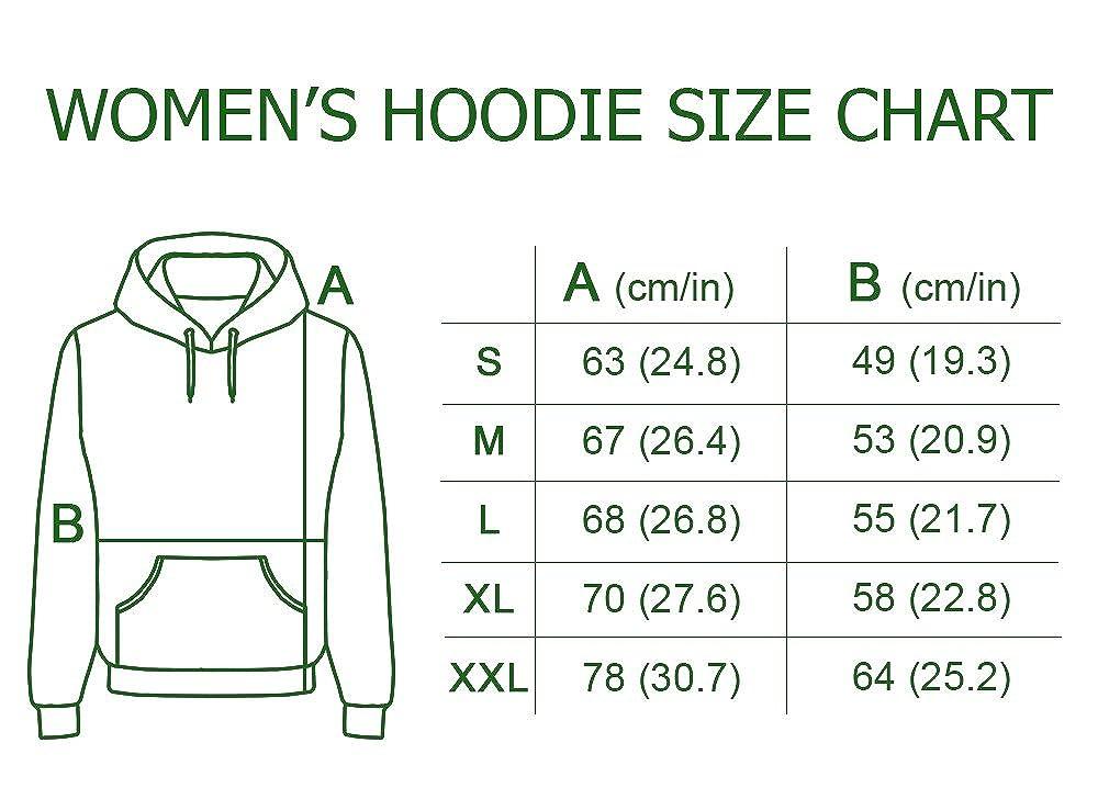 IDcommerce Make It Happen Typography Womens Hoodie Pullover