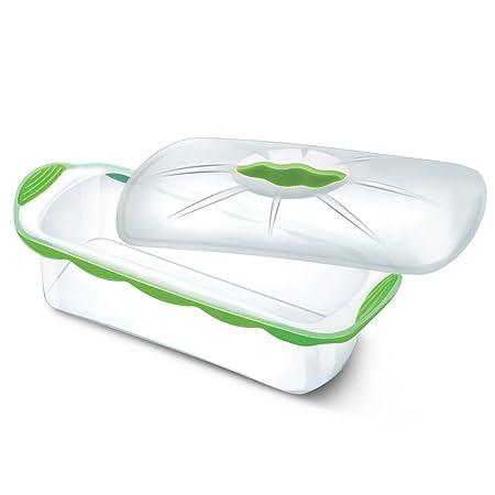 innoka contenedores de almacenamiento de alimentos sin BPA con ...