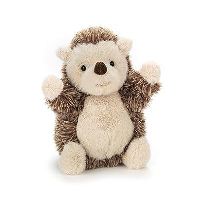 Amazon Com Jellycat Little Hedgehog Stuffed Animal 8 Inches Toys