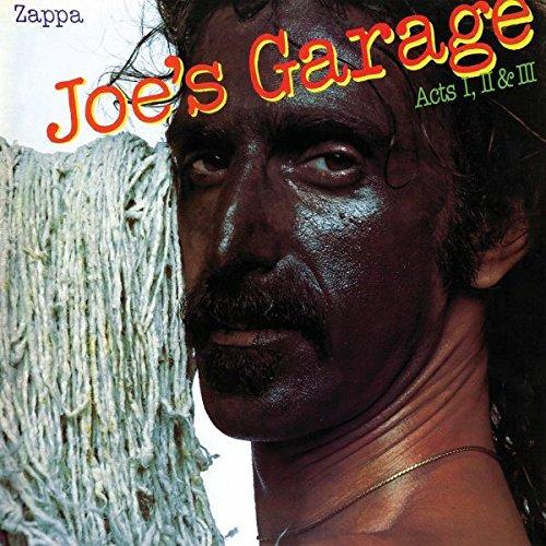 Resultado de imagen de frank zappa joes garage